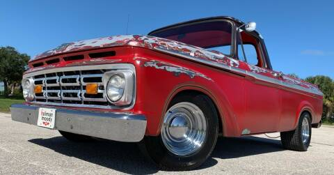 1963 Ford F-100 for sale at PennSpeed in New Smyrna Beach FL