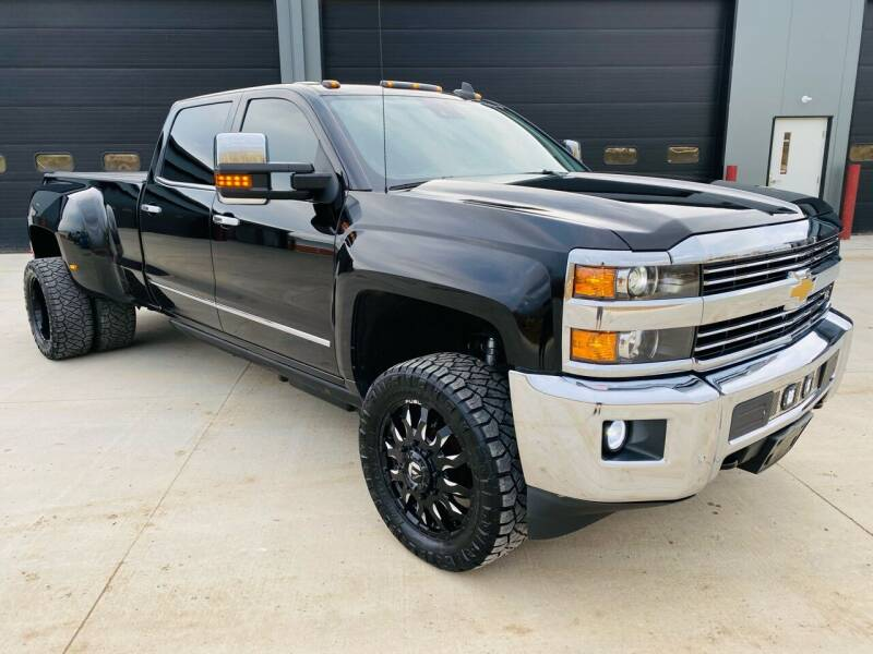 2015 Chevrolet Silverado 3500HD for sale at Truck City Inc in Des Moines IA