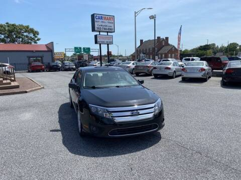 2010 Ford Fusion for sale at CARMART Of Dover in Dover DE