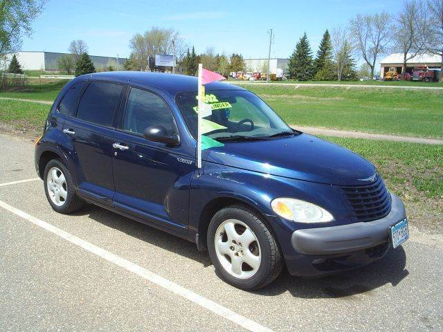 2002 Chrysler PT Cruiser for sale at Dales Auto Sales in Hutchinson MN