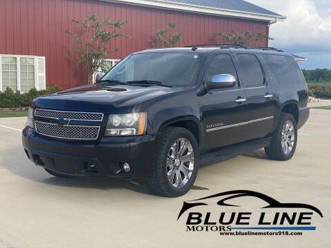 2011 Chevrolet Suburban for sale at Blue Line Motors in Bixby OK