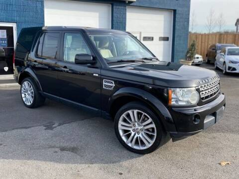 2010 Land Rover LR4 for sale at Saugus Auto Mall in Saugus MA