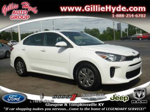 2020 Kia Rio for sale at Gillie Hyde Auto Group in Glasgow KY