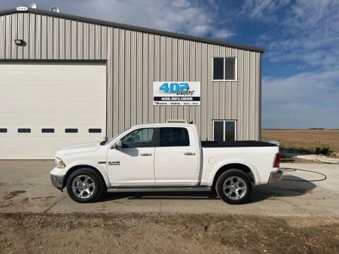 2017 RAM Ram Pickup 1500 for sale at 402 Autos in Lindsay NE