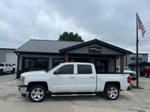 2014 Chevrolet Silverado 1500 for sale at Fesler Auto in Pendleton IN