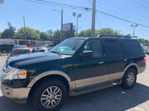 2013 Ford Expedition for sale at Castle Used Cars in Jacksonville FL