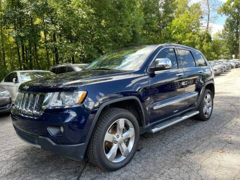 2013 Jeep Grand Cherokee for sale at Car Online in Roswell GA