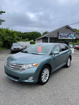 2009 Toyota Venza for sale at Frontline Motors Inc in Chicopee MA