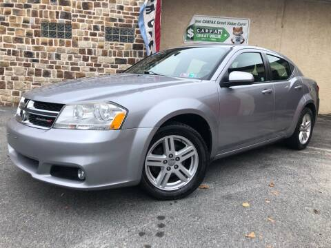 2013 Dodge Avenger for sale at Keystone Auto Center LLC in Allentown PA