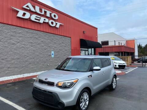 2014 Kia Soul for sale at Auto Depot - Smyrna in Smyrna TN