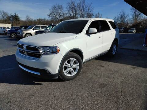 2011 Dodge Durango for sale at Cruisin' Auto Sales in Madison IN