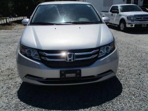 2015 Honda Odyssey for sale at Special Finance of Charleston LLC in Moncks Corner SC