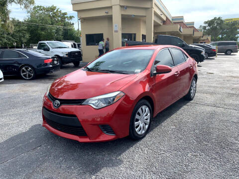 2015 Toyota Corolla for sale at Orlando Auto Connect in Orlando FL