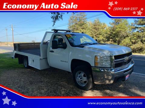 2009 Chevrolet Silverado 3500HD CC for sale at Economy Auto Sale in Modesto CA