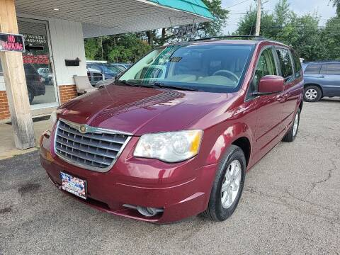 2008 Chrysler Town and Country for sale at New Wheels in Glendale Heights IL