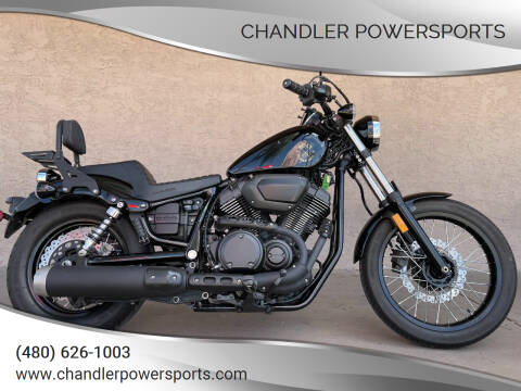 2018 Yamaha Bolt for sale at Chandler Powersports in Chandler AZ