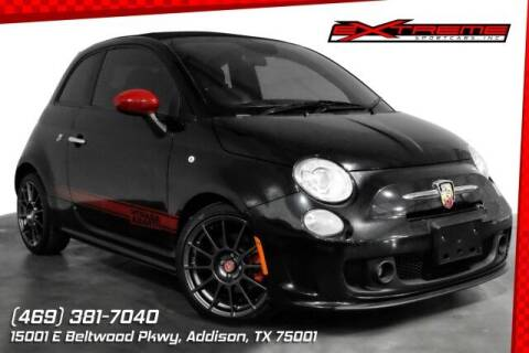 2013 FIAT 500c for sale at EXTREME SPORTCARS INC in Carrollton TX