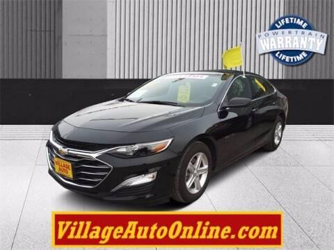 2020 Chevrolet Malibu for sale at Village Auto in Green Bay WI