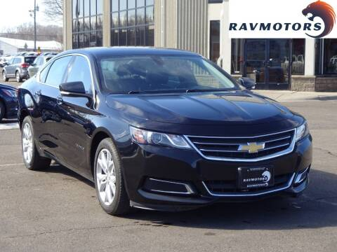 2017 Chevrolet Impala for sale at RAVMOTORS 2 in Crystal MN