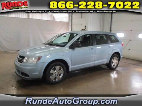 2013 Dodge Journey for sale at Runde PreDriven in Hazel Green WI