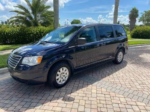 2010 Chrysler Town and Country for sale at Used Cars Cape Coral -- World Champions Auto Inc in Cape Coral FL
