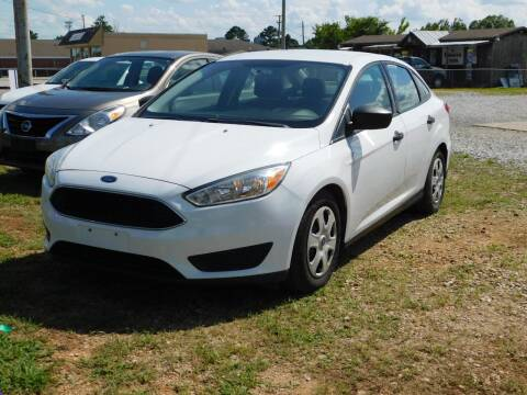 2016 Ford Focus for sale at National Advance Auto Sales in Florence AL