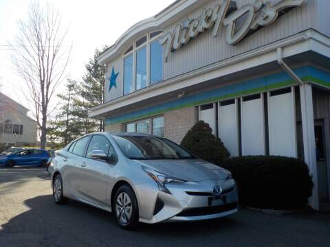 2016 Toyota Prius for sale at Nicky D's in Easthampton MA