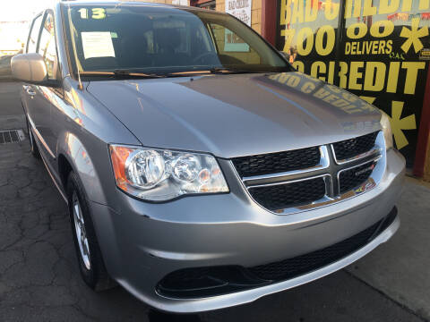2013 Dodge Grand Caravan for sale at Sunday Car Company LLC in Phoenix AZ
