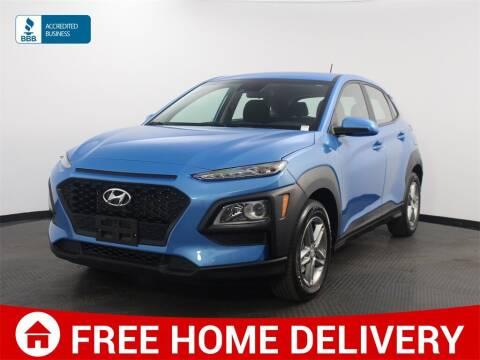 2020 Hyundai Kona for sale at Florida Fine Cars - West Palm Beach in West Palm Beach FL
