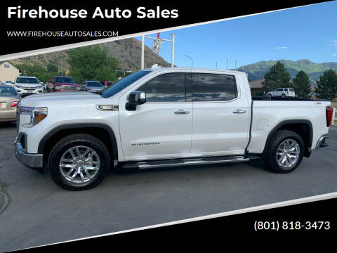 2021 GMC Sierra 1500 for sale at Firehouse Auto Sales in Springville UT