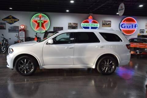 2017 Dodge Durango for sale at Choice Auto & Truck Sales in Payson AZ