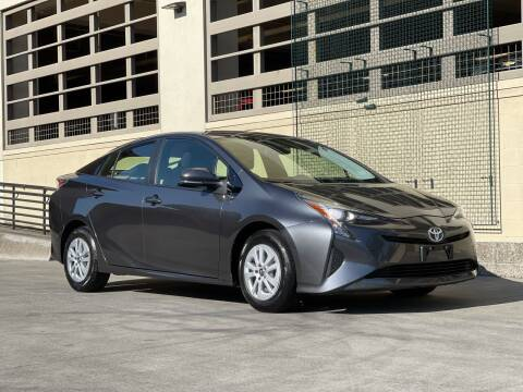 2016 Toyota Prius for sale at LANCASTER AUTO GROUP in Portland OR