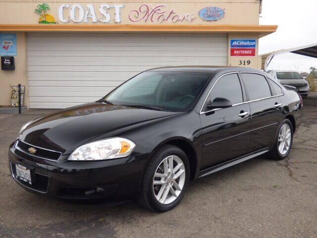 2016 Chevrolet Impala Limited for sale at Coast Motors in Arroyo Grande CA