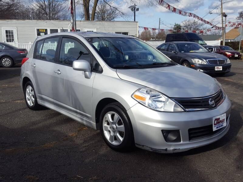 2010 Nissan Versa for sale at Car Complex in Linden NJ