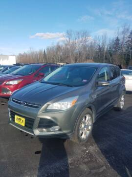 2013 Ford Escape for sale at Jeff's Sales & Service in Presque Isle ME