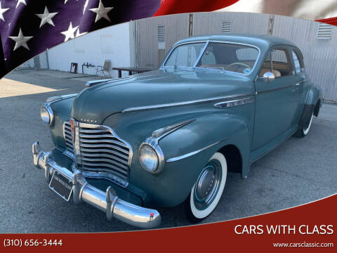 1941 Buick 50 Super for sale at CARS WITH CLASS in Santa Monica CA