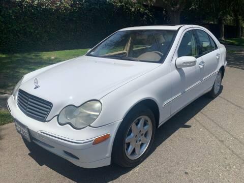 2001 Mercedes-Benz C-Class for sale at Car Lanes LA in Glendale CA