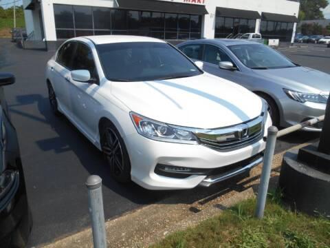 2017 Honda Accord for sale at AUTO MART in Montgomery AL