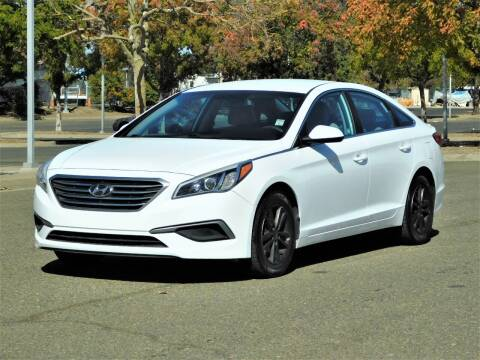 2016 Hyundai Sonata for sale at General Auto Sales Corp in Sacramento CA