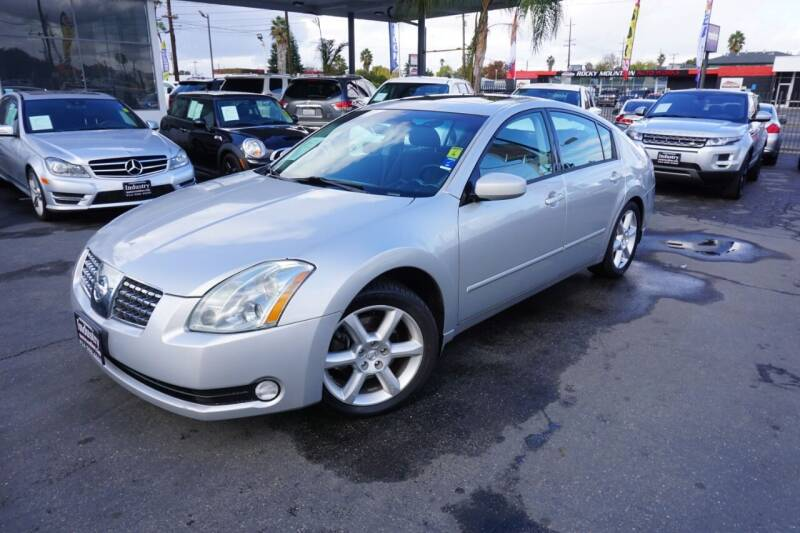 2006 Nissan Maxima for sale at Industry Motors in Sacramento CA