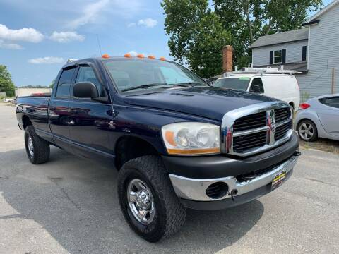 2006 Dodge Ram Pickup 2500 for sale at Virginia Auto Mall in Woodford VA