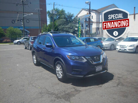 2018 Nissan Rogue for sale at 103 Auto Sales in Bloomfield NJ