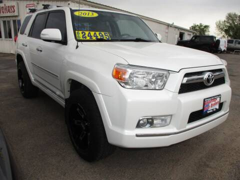 2013 Toyota 4Runner for sale at Advantage Auto Brokers Inc in Greeley CO