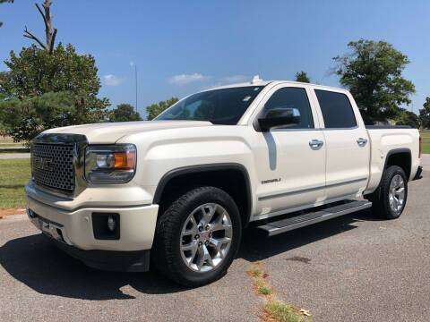 2015 GMC Sierra 1500 for sale at COUNTRYSIDE AUTO SALES 2 in Russellville KY