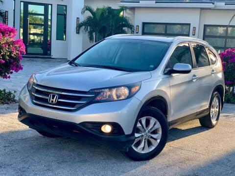 2013 Honda CR-V for sale at Citywide Auto Group LLC in Pompano Beach FL