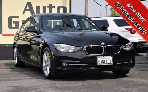 2016 BMW 3 Series for sale at H1 Auto Group in Sacramento CA