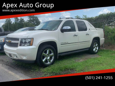 2013 Chevrolet Avalanche for sale at Apex Auto Group in Cabot AR