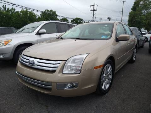 2007 Ford Fusion for sale at P J McCafferty Inc in Langhorne PA