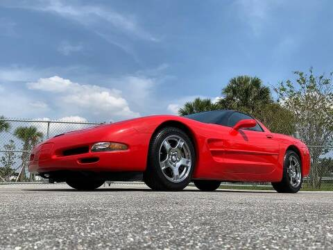 1999 Chevrolet Corvette for sale at Ultimate Dream Cars in Wellington FL