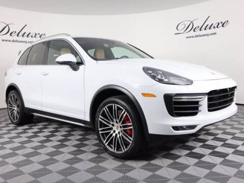 2017 Porsche Cayenne for sale at DeluxeNJ.com in Linden NJ